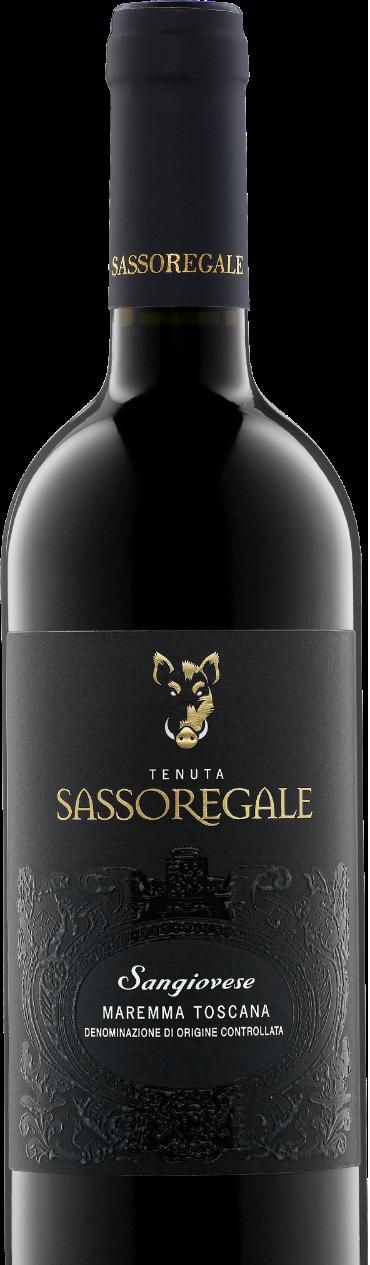 Sangiovese Bottle